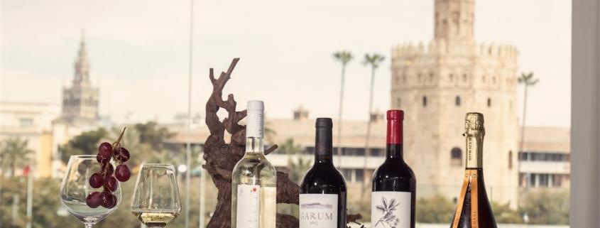 abades triana seleccion de vinos andaluces