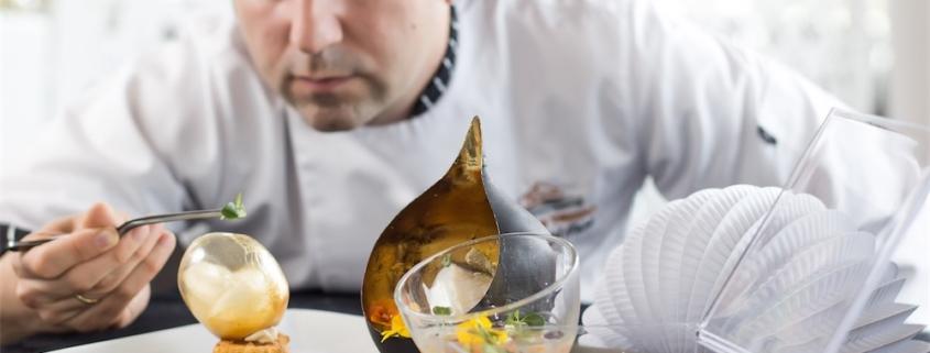Abades Triana Mejor plato del Porsche Gourmet