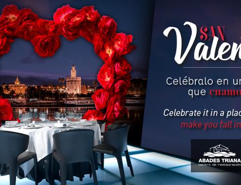 Abades Triana San Valentin enamorados 2019